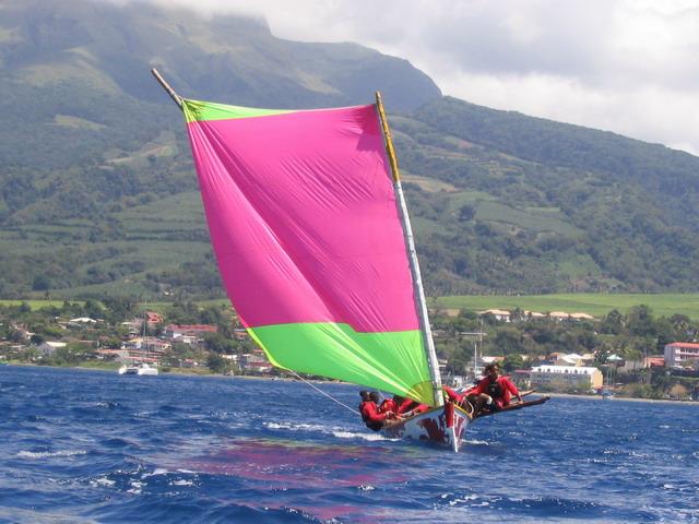 Tonbé Lévé - Côte Caraïbe 2005