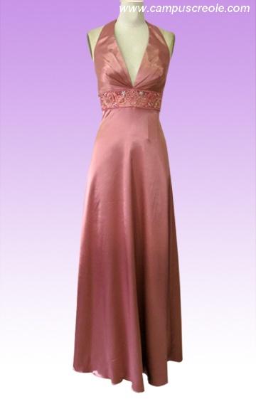 robes de soire. Robe Soirée col en V